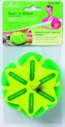 Clover Sort n Store Pin Cushion for Hand Sewing Needles