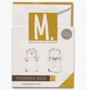 Compagnie M. Girls Sewing Pattern The Frederique Dress