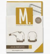 Compagnie M. Girls Sewing Pattern The Julia Sweater
