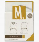 Compagnie M. Girls Sewing Pattern The Lotta Dress