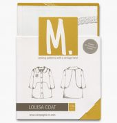 Compagnie M. Girls Sewing Pattern The Louisa Coat