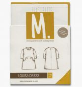 Compagnie M. Girls Sewing Pattern The Louisa Dress