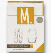 Compagnie M. Girls Sewing Pattern The Susanne Cardigan