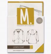 Compagnie M. Boys Sewing Pattern The Lewis Coat
