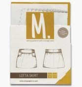 Compagnie M. Ladies Sewing Pattern The Lotta Skirt