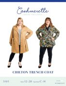 Cashmerette Sewing Pattern Chilton Trench Coat