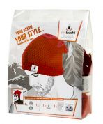 MyBoshi Beanie Hat Crochet Kit  Red