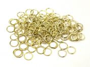 Round Brass Metal Curtain Rings