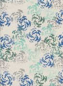 Cotton and Steel Cotton Fabric  Sea