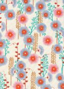 Cotton + Steel Cotton Fabric  Natural