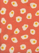 Cotton and Steel Cotton Fabric  Sweet Orange