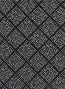 Cotton and Steel Cotton Fabric  Black & White