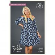 The Pattern Preacher Sewing Pattern Gabbie Dress