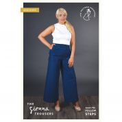 The Pattern Preacher Sewing Pattern Sienna Palazzo Trouser