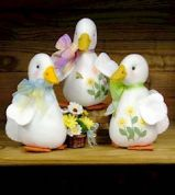 Countryside Crafts Easy Sewing Pattern Daisie Duck