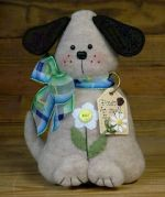 Countryside Crafts Easy Sewing Pattern Puppy Paws