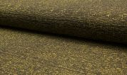 Textured Knit Fabric  Gold