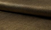 Metallic Jacquard Fabric  Gold
