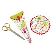 DMC Pin Cushion & Scissors Case Couture Creative Sewing Kit