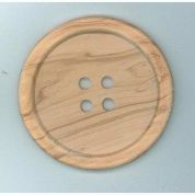 Large Wood Buttons