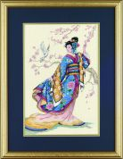Dimensions Cross Stitch Kit Elegance of the Orient