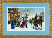 Dimensions Cross Stitch Kit Alan Maleys Gracious Era