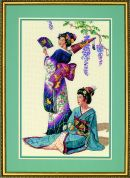 Dimensions Cross Stitch Kit Jewels of the Orient