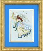 Dimensions Counted Cross Stitch Petite Kit Twilight Angel