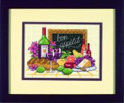 Dimensions Counted Cross Stitch Kit Bon Appetite