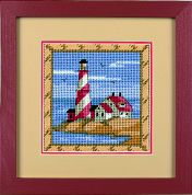 Dimensions Needlepoint Kit Sand Point