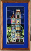 Sunset Counted Cross Stitch Kit Victorian Charm