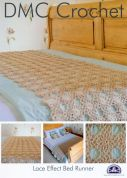 DMC Home Lace Effect Bed Runner Petra Crochet Pattern