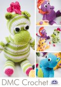 DMC Crochet Pattern Booklet Amigurumi Toy Patterns