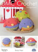 DMC Birds Nest Amigurumi Natura Crochet Pattern  4 Ply