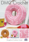 DMC Home Doughnut Cushion Cover Crochet Pattern