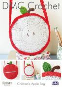 DMC Childrens Apple Bag Crochet Pattern  4 Ply