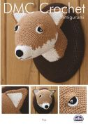 DMC Fox Head Amigurumi Petra Crochet Pattern