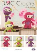 DMC Little Lady Ninja Toys Amigurumi Petra Crochet Pattern