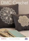 DMC Spiral Cushion Covers Crochet Pattern