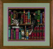 Dimensions Counted Cross Stitch Kit Frederick the Literate