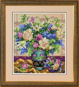 Dimensions Counted Cross Stitch Kit Oriental Splendor