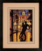 Dimensions Counted Cross Stitch Kit Midnight Dance