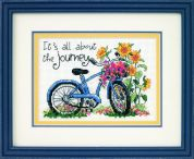 Dimensions Counted Cross Stitch Kit The Journey