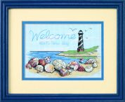 Dimensions Counted Cross Stitch Kit Welcome Each New Day