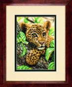 Dimensions Petite Counted Cross Stitch Kit Tree Hugger