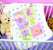 Dimensions Baby Hugs Quilt Kit Fairy