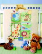 Dimensions Baby Hugs Quilt Kit Savanah