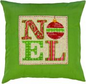 Dimensions Fabric Applique Stitching Kit Noel