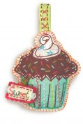 Dimensions Applique Cupcake Embroidery Kit