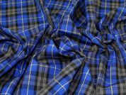 Polyester Viscose Suiting Fabric  Royal